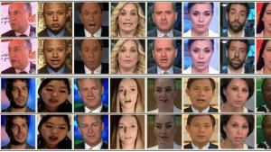 خوارزمية تقوم بكشف عمليات استبدال الوجوه في الفيديوهات بشكل آلي