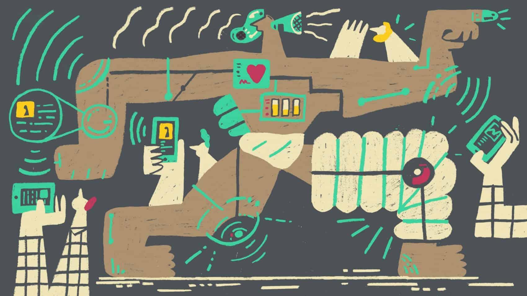 خمس طرق يمكنك بها أن تتحول تدريجياً إلى إنسان معزز آلياً