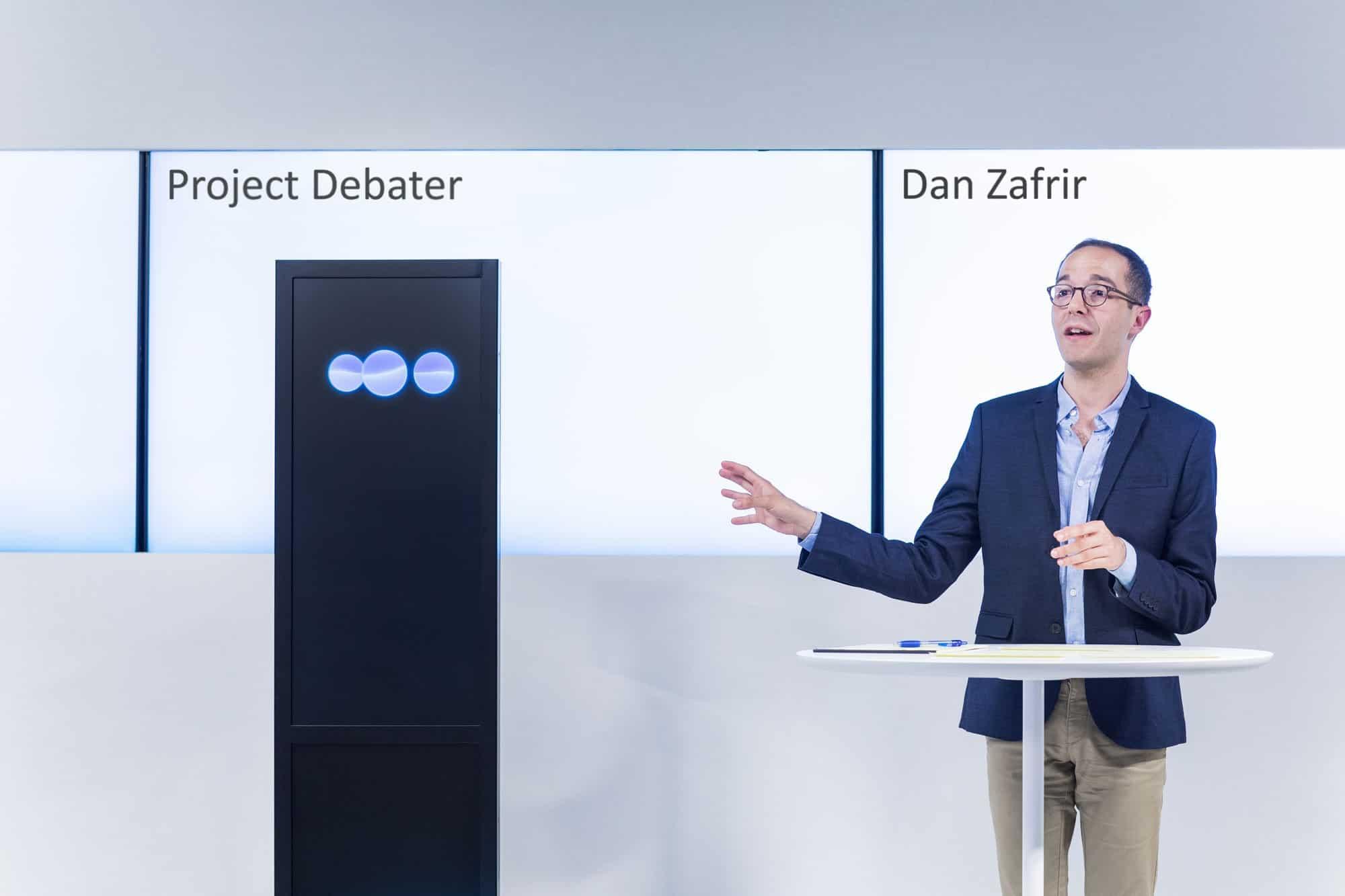الذكاء الاصطناعي هذا قد يغلبك في نقاش، لكن دون أن يعلم ما يقول