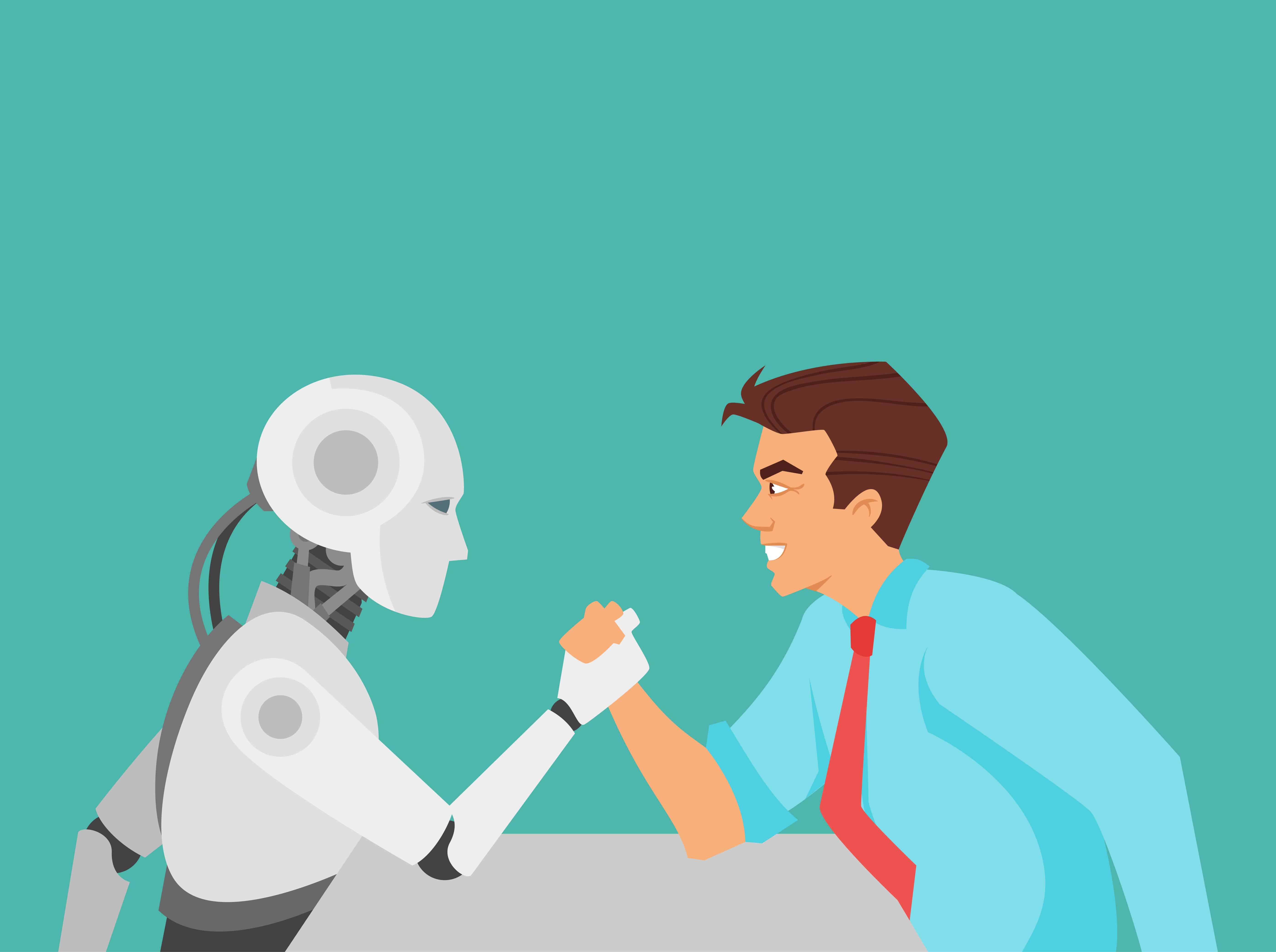 لماذا يتعلم البشر بشكل أسرع من الذكاء الاصطناعي... حتى اليوم