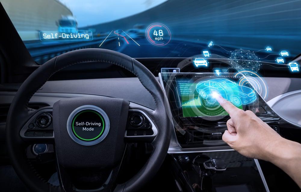 تقنية جديدة أخرى تمهد الطريق للسيارات ذاتية القيادة