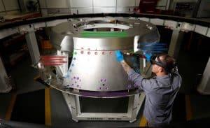 ناسا تسرِّع وتيرة بناء مركبتها الفضائية الجديدة باستخدام نظاراتٍ للواقع المعزز