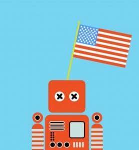 أميركا تقف أمام سيطرة الصين على الذكاء الاصطناعي، بشكل قد يخدم الصين نفسها