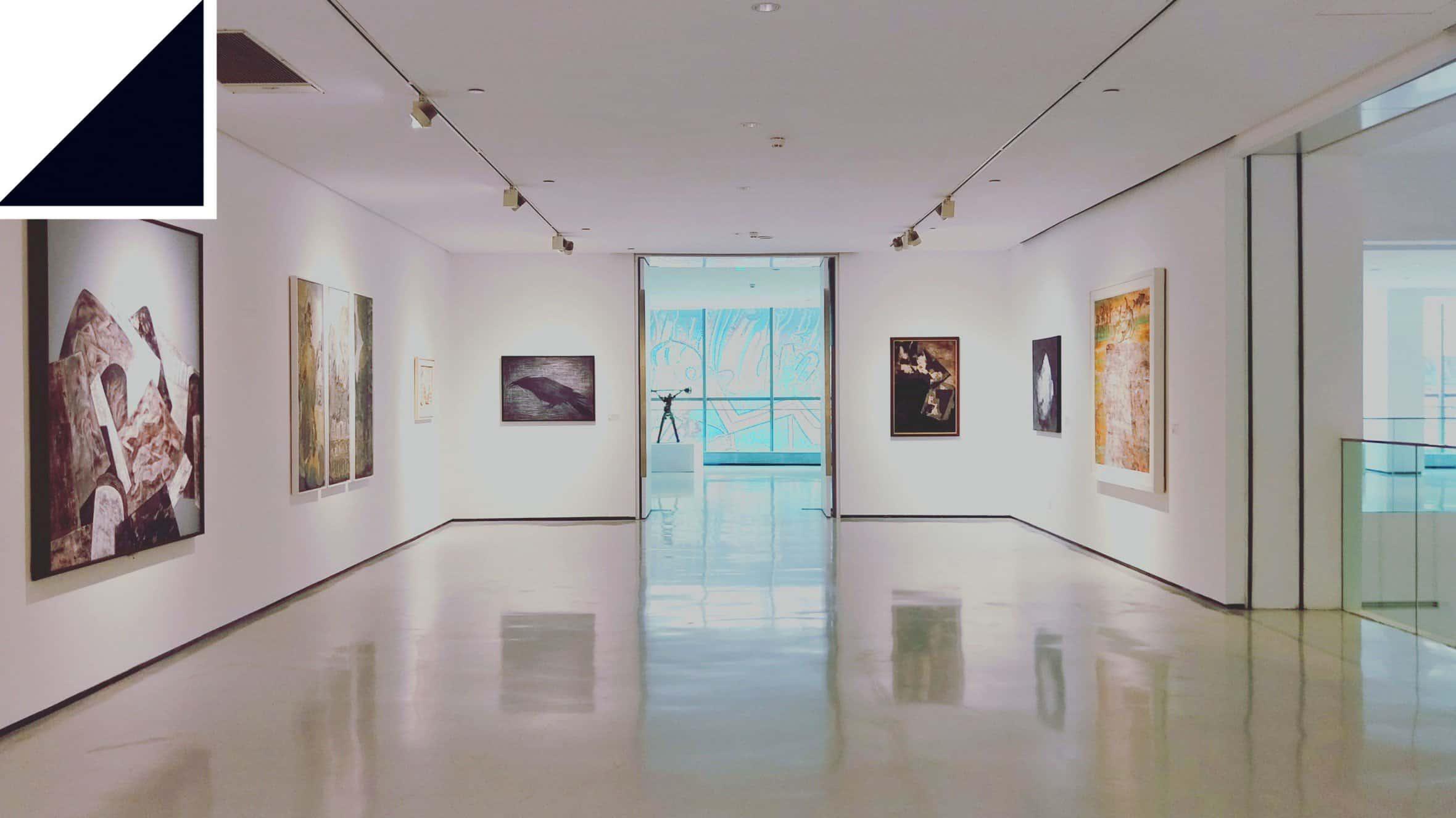 تنقيب البيانات يكشف عن أن أكثر من 75% من الفنانين المعروضة أعمالهم في متاحف أميركية رجال من العرق الأبيض