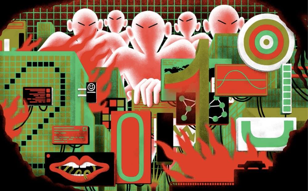 خمسة تهديدات سيبرانية ناشئة تدعو إلى القلق في 2019