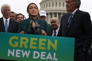 أخيراً: إطلاق الصفقة الجديدة الخضراء. وإليكم أهم ما ورد فيها