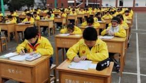 بعض الآباء في الصين يسعون إلى تحسين مستوى أطفالهم من خلال الاختبارات الجينية