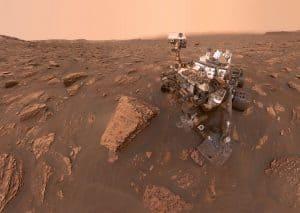 قرصنة أدوات عربة المريخ الجوالة كشفت النقاب عن معلومات جديدة عن الكوكب