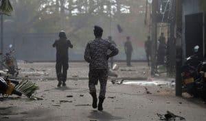 سريلانكا تحظر الوصول إلى شبكات التواصل الاجتماعي إثر حدوث تفجيرات بها