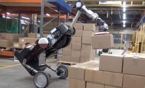 بوسطن ديناميكس تشتري دماغاً أفضل لروبوتاتها