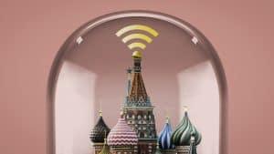 روسيا ترغب بأن تفصل نفسها عن شبكة الإنترنت العالمية، وهذا ما سيحصل إثر ذلك