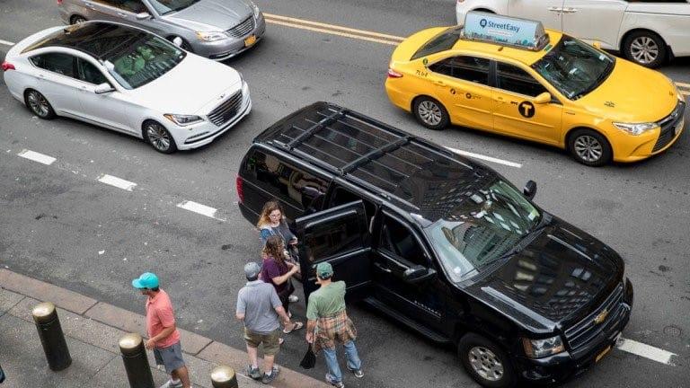 من كان يتخيل أن أوبر وليفت هما أهم أسباب تفاقم أزمة السير في سان فرانسيسكو؟