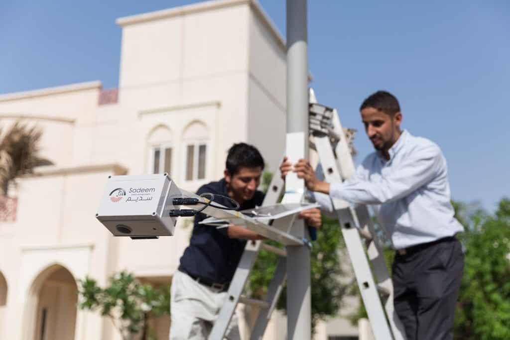 سَدِيم: تقنية سعودية للتحذير من الفيضانات والسيول قبل وقوعها