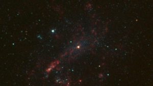 لقد اكتشفنا أن هذا الثقب الأسود أصغر بكثير مما كنا نعتقد