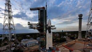 تفاصيل بعثة تشاندرايان-2 الهندية بعد أن انطلقت بنجاح نحو القمر