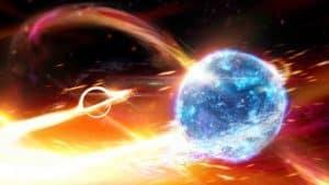 فلكيون يعتقدون أنهم اكتشفوا ثقباً أسود يبتلع نجماً نيوترونياً