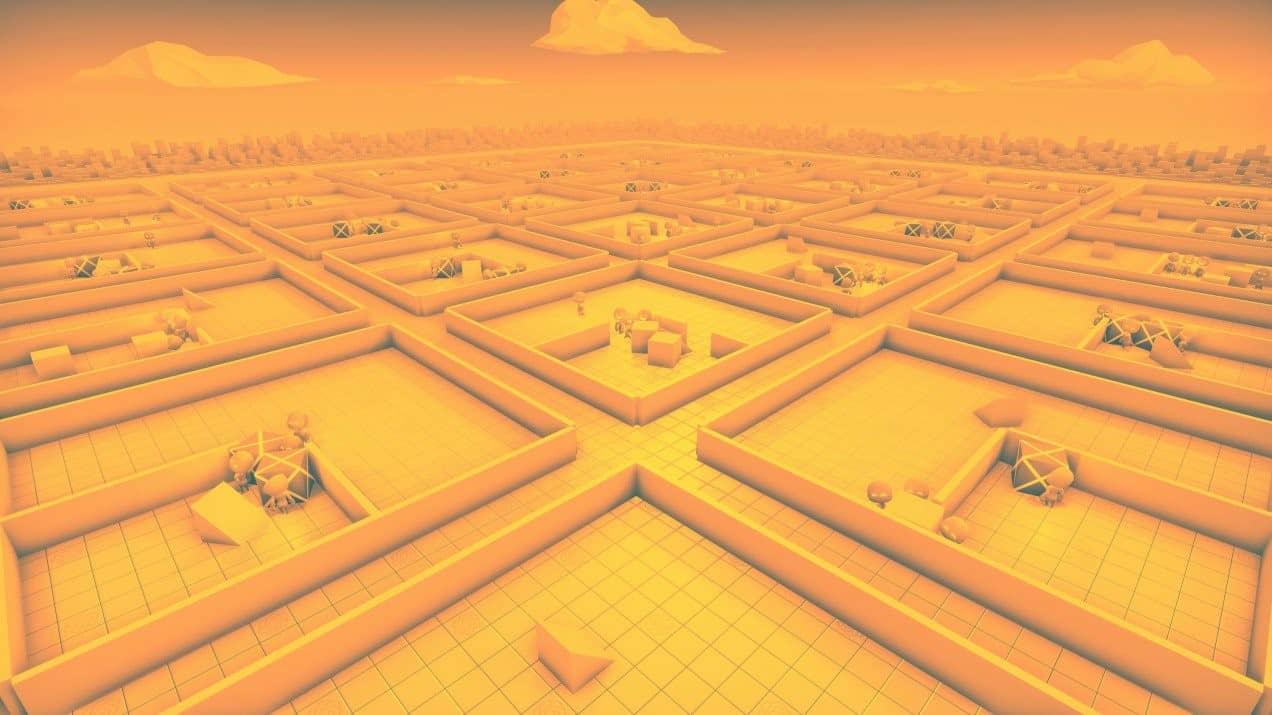 مختبر أوبن إيه آي يطوّر أنظمة الذكاء الاصطناعي لديه باستخدام لعبة الغميضة