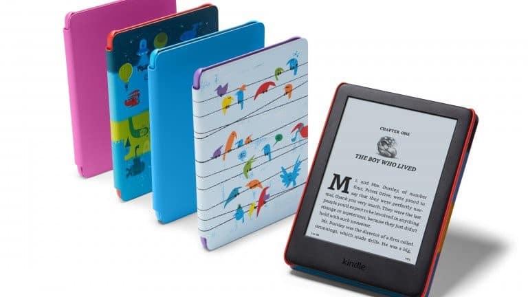 الكتب الورقية أكثر فائدة للأطفال من جهاز أمازون الجديد: كيندل فور كيدز