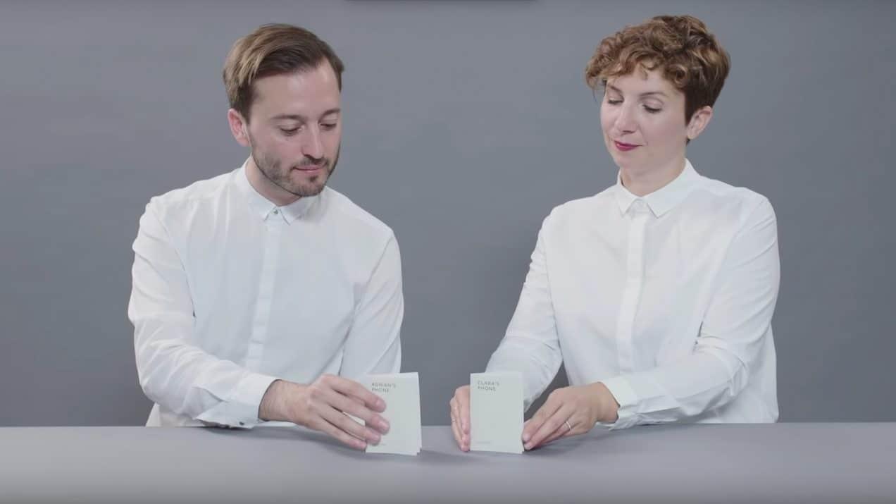 الهاتف الورقي: قطعة من الورق ستكون جزءاً من خطة جوجل لمكافحة إدمان التكنولوجيا