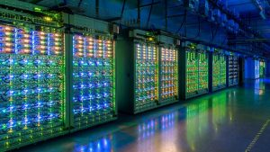 جوجل تضع تصميماً جديداً للشرائح لحماية السحابة الإلكترونية