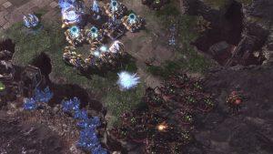 ذكاء اصطناعي من ديب مايند يكاد يتفوق على جميع اللاعبين البشر في لعبة ستار كرافت 2