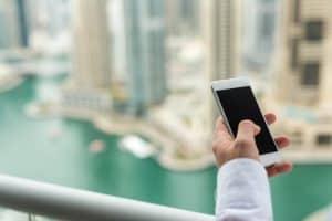 أربعون دقيقة فقط للحصول على الإقامة في مدينة دبي الذكية
