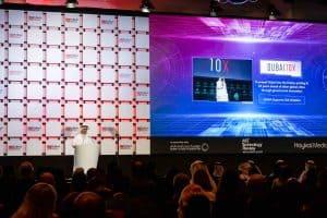 إيمتيك مينا: دبي تخطو خطوات كبيرة في استخدام التكنولوجيا للماء والكهرباء
