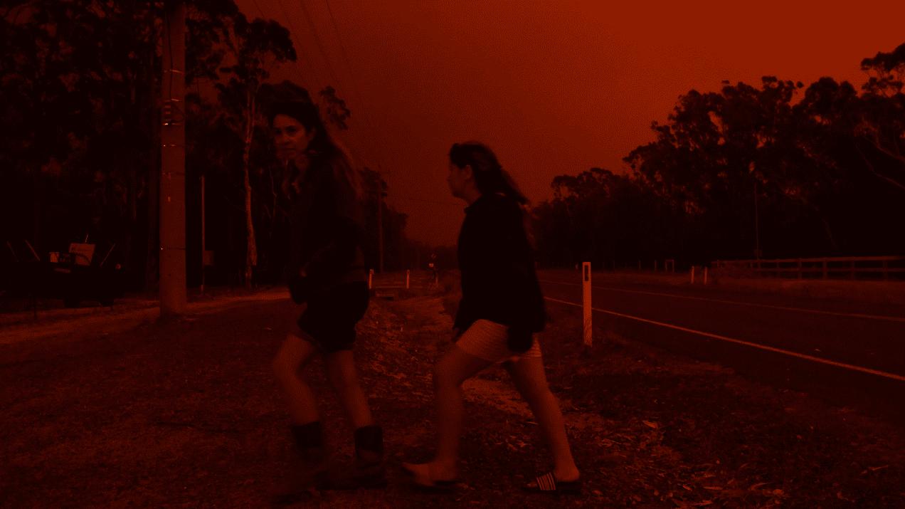 أستراليا كان لديها خطط لمنع التعتيم الناتج عن الحرائق، ولكن الوقت لم يسعفها