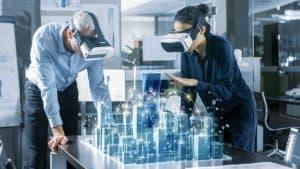 الرؤية سبيل اليقين: إطلاق الطاقات الاقتصادية الكامنة في تقنيات الواقع الافتراضي والمعزز في الإمارات