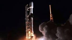 سبيس إكس باتت تشغل أكبر شبكة في العالم للأقمار الاصطناعية التجارية
