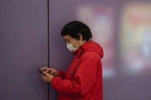 الصين تطلق تطبيقاً يسمح لمواطنيها بالتحقق من خطر إصابتهم بفيروس كورونا