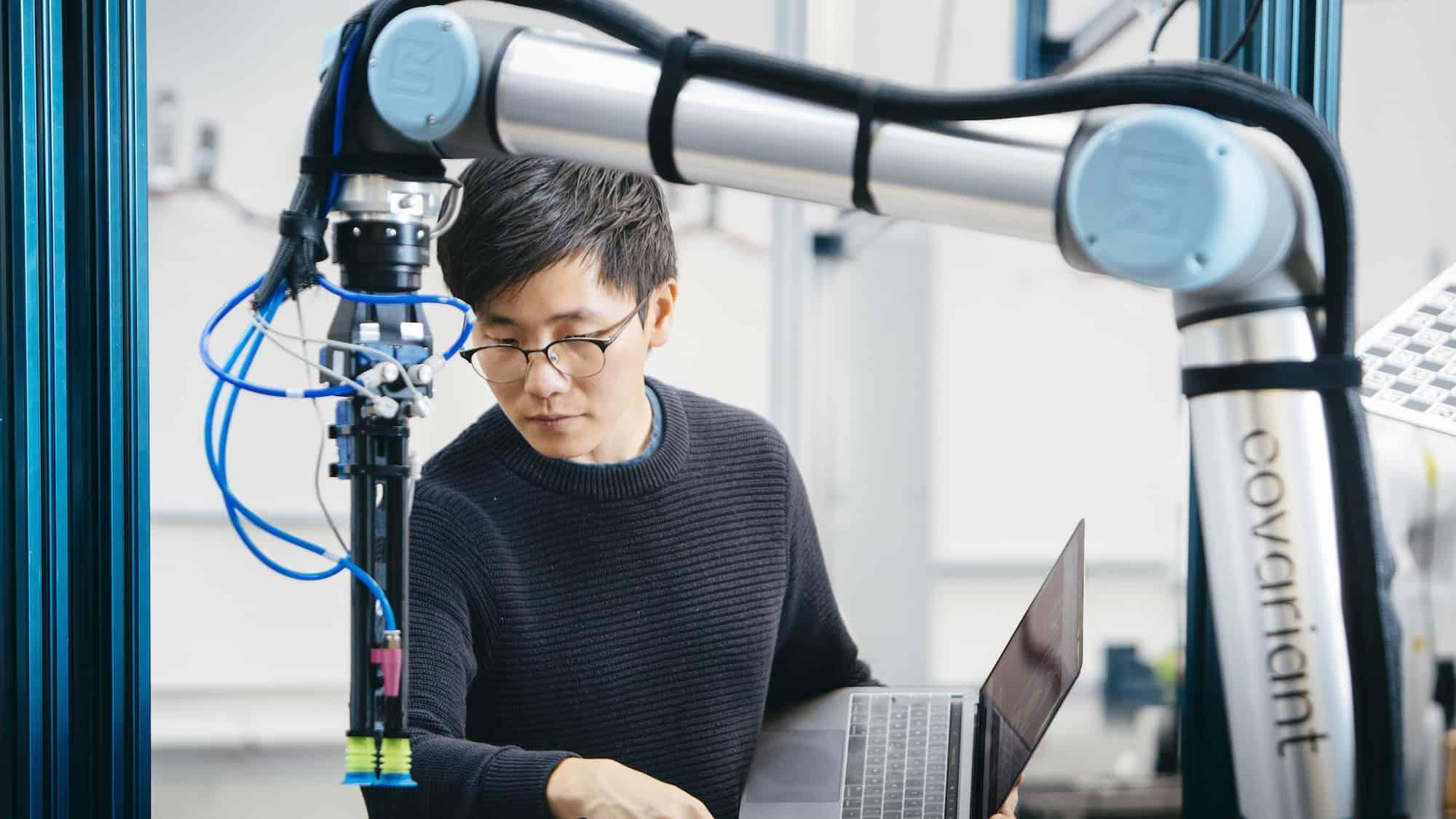 الروبوتات والذكاء الاصطناعي
