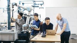تعرف على روبوتات المخازن التي تعمل بالذكاء الاصطناعي