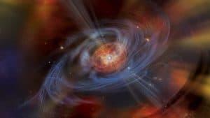 فلكيون يكتشفون دفقة راديوية من الفضاء العميق تنبض كل 16 يوماً