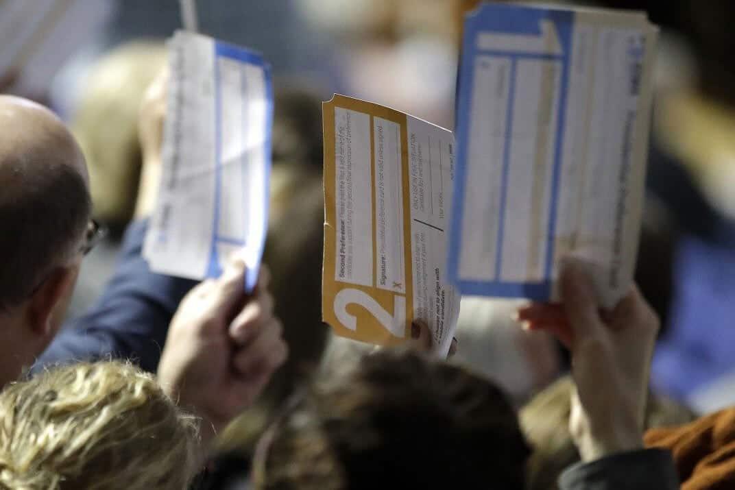 هل تكفي التجهيزات عالية التقنية للإدلاء بالصوت في الانتخابات؟