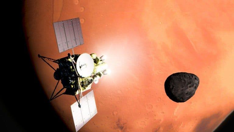 اليابان تعتزم إطلاق أول بعثة من نوعها لجلب عينات من نظام المريخ
