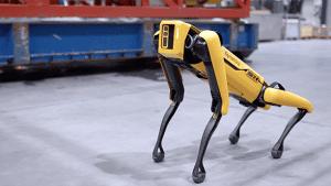 كلب بوسطن ديناميكس الروبوتي يجد عملاً في حقل نفطي في النرويج