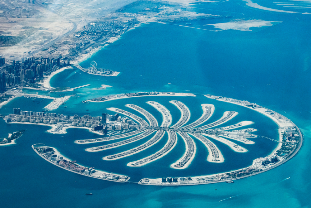 أدنوك تحرز خطوات كبيرة نحو تطوير الجزر الاصطناعية