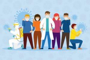 مكافحة فيروس كورونا: تسطيح المنحنى وحده ليس كافياً