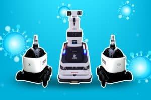 كيف تساعد الروبوتات في مكافحة فيروس كورونا في الصين؟