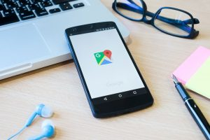 كيف تعمل خرائط جوجل؟