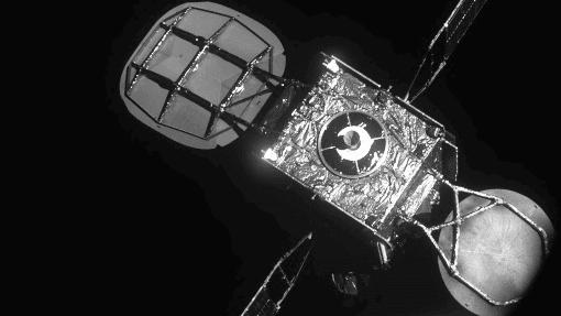 للمرة الأولى على الإطلاق: قمران اصطناعيان تجاريان يتراكبان في المدار