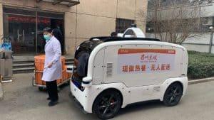كيف وظّفت شركة بايدو الصينية الذكاء الاصطناعي لمحاربة فيروس كورونا؟