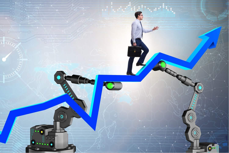كيف يقوم الذكاء الاصطناعي بتحويل العمليات التجارية؟