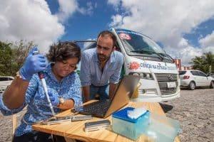 محققو الجينات يتابعون انتشار فيروس كورونا