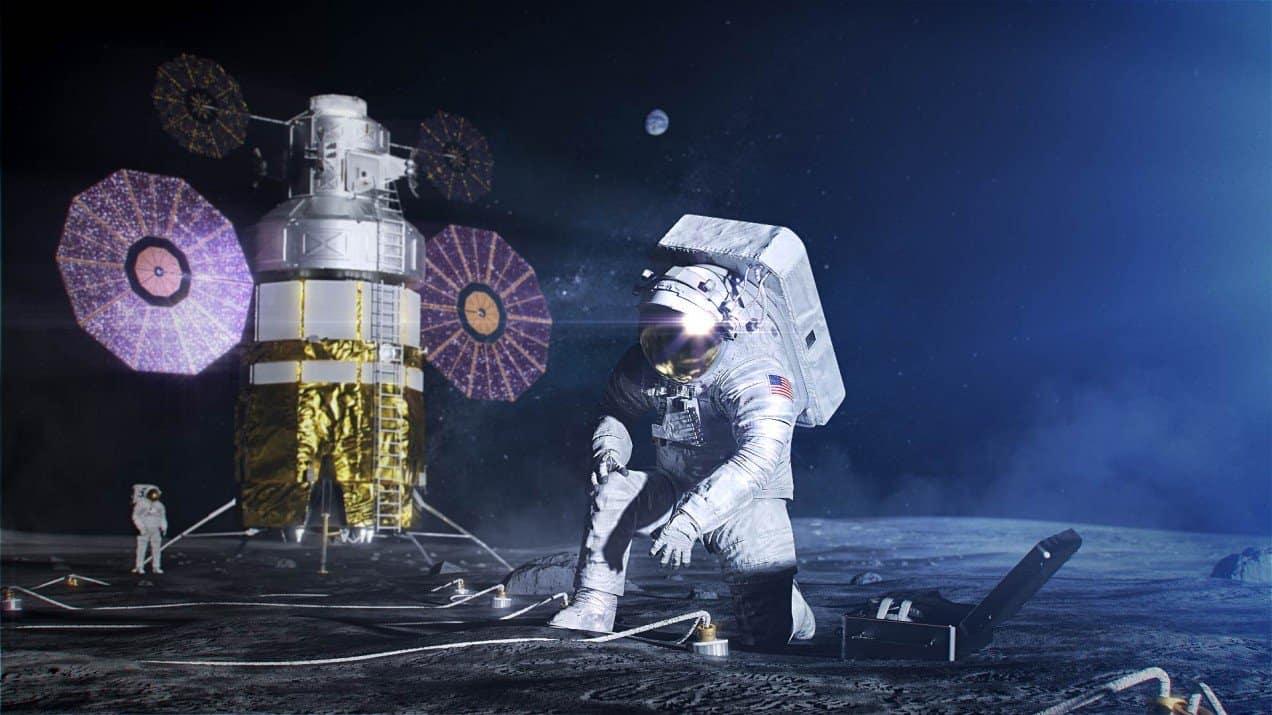 أضخم 17 بعثة قمرية في الطريق نحو هبوط ناسا على القمر في 2024