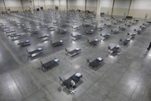 هذه هي الولايات الأميركية التي ستعاني من أسوأ حالات العجز في أسِرَّة المستشفيات