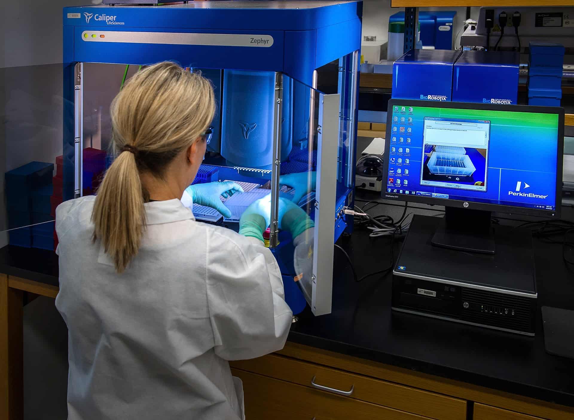 أداة ذكاء اصطناعي للتنبؤ بالأعراض الخطيرة لفيروس كورونا
