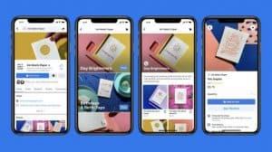 فيسبوك تطلق خدمة Shops لمساعدة المتاجر الصغيرة على بيع بضائعهم عبر الإنترنت