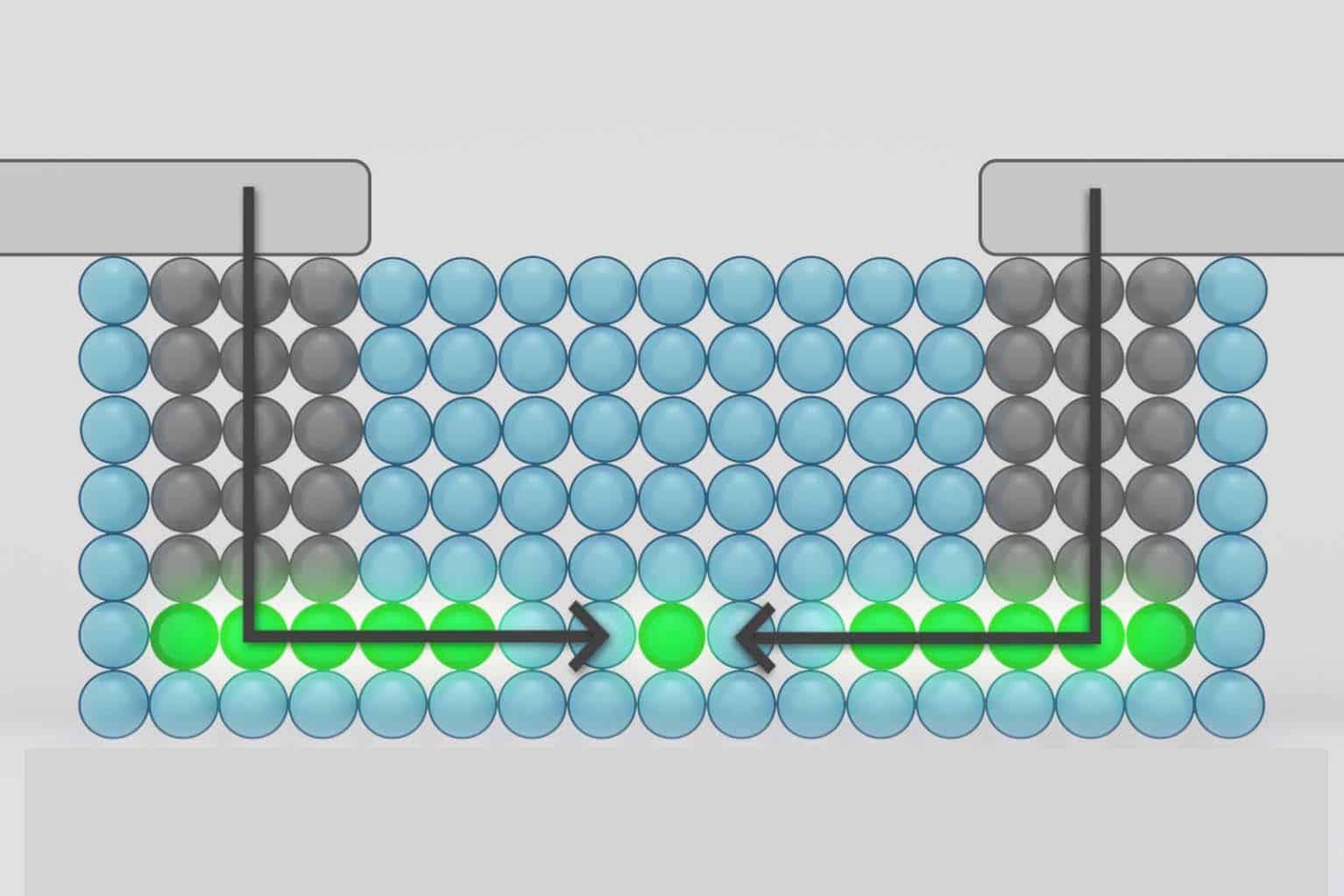 الطريق نحو الحواسيب الكمومية: آلية اصطناع جديدة لترانزيستورات أحادية الذرة